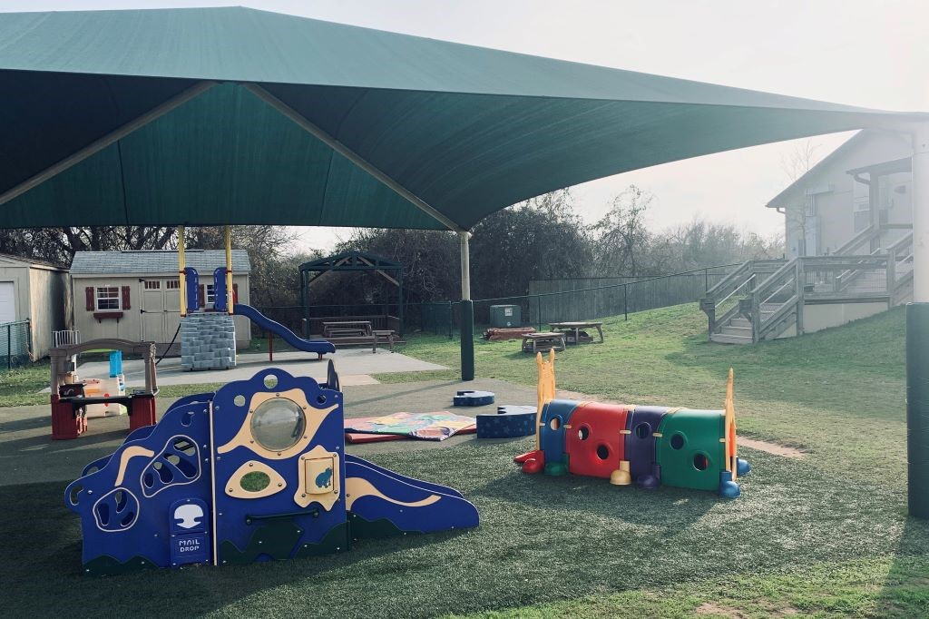 Bastrop Child Development Center Playscape