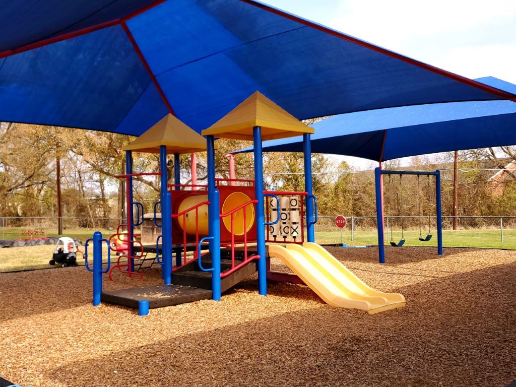 Cedar Creek Head Start Playscape