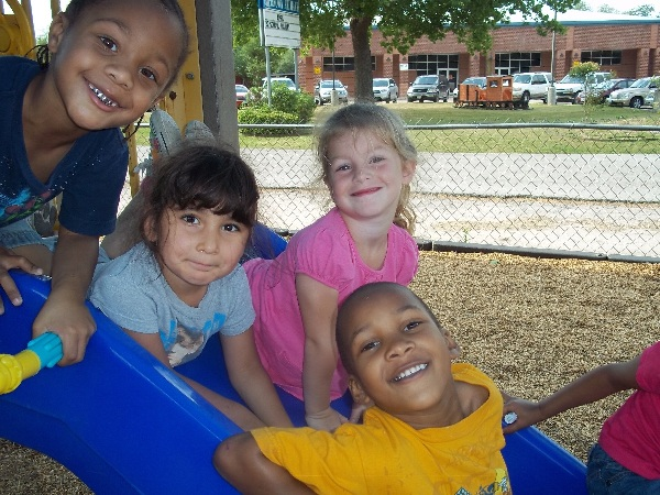 Happy Children at Head Start