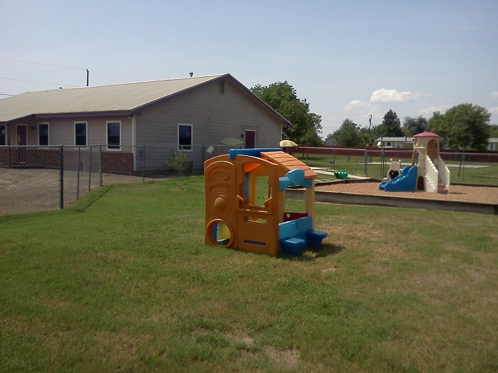 New Beginnings Child Development Center Eagle Lake Playscape