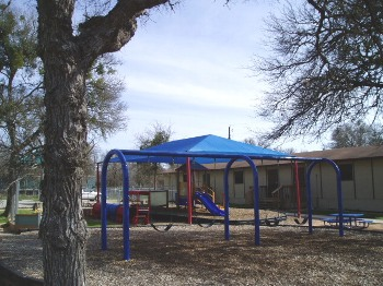 Stony Point Child Development Head Start building